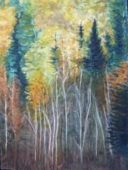 Aquarelle - 76 x 58 cm - 1991
