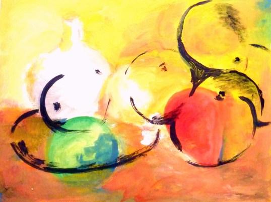 Gouache - 24 x 31 cm - 1998