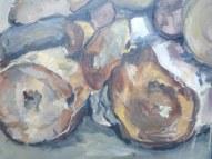 Huile - 37,5 x 46 cm - 1999