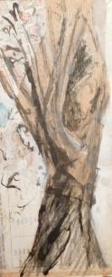 Gouache - 26 x 14,5 cm - 2002- collection privée
