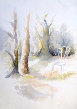 Aquarelle - 51 x 36 cm - 2003