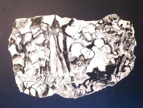 Encre de Chine - 32 x 52 cm - 2003