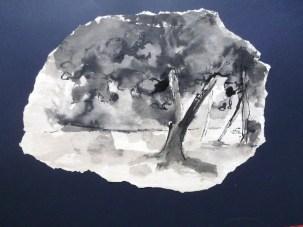 Encre de Chine - 23 x 35 cm - 2003