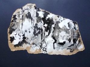 Encre de Chine et Gouache - 20 x 32 cm - 2003