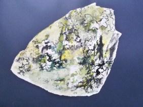 Encre de Chine et Gouache - 28 x 34 cm - 2003