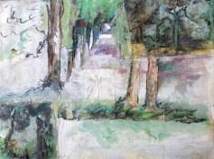 Acrylique - 40 x 55 cm - 2003