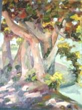 Huile - 65 x 50 cm - 2003