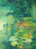 Acrylique - 50 x 65 cm - 2004 - vendu - Coll. particulière