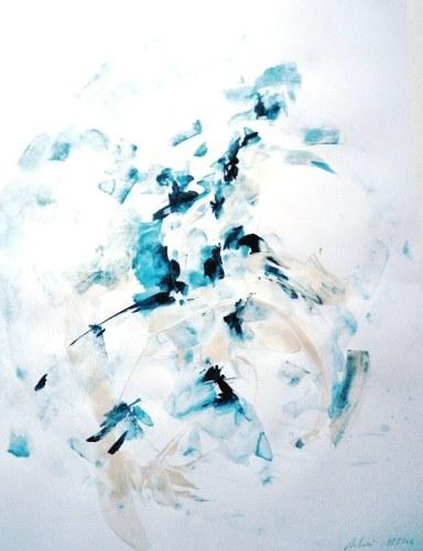 Acrylique - 65 x 50 cm - 2004