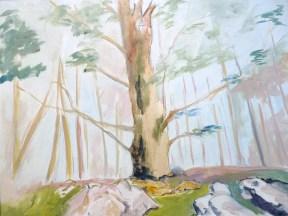 Aquarelle - 50 x 65 cm - 2004