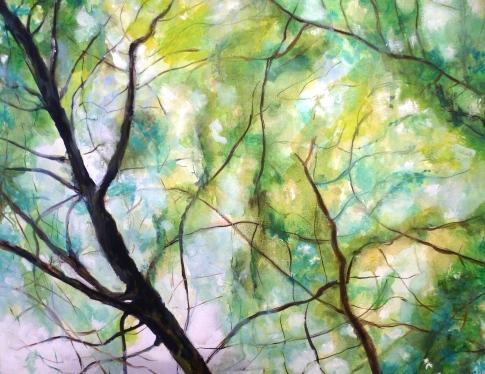 Huile - 46 x 61 cm - 2005