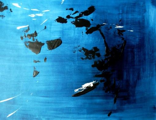 Acrylique - 50 x 65 cm - 2005 - vendu - coll. particulière