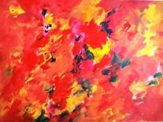 Acrylique - 50 x 65 cm - 2005