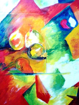 Acrylique - 65 x 50 cm - 2005