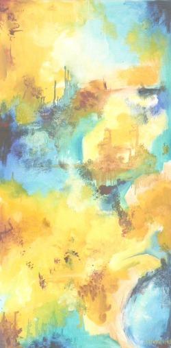 Acrylique - 40 x 30 cm - 2005