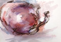 Aquarelle - 18 x 26 cm - 2008