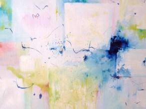 Huile - 46 x 46 cm - 2008