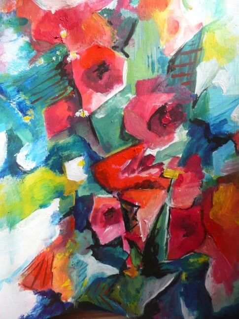 Acrylique - 40 x 30 cm - 2009
