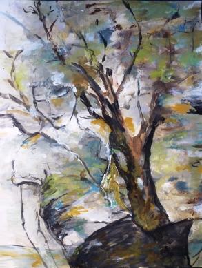 Acrylique - 50 x 40 cm - 2010
