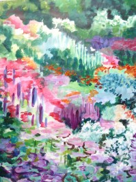 Acrylique - 65 x 50 cm - 2010