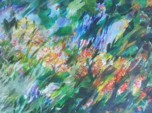 Acrylique - 42 x 68 cm - 2012
