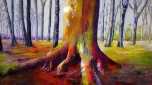 Acrylique - 50 x 65 cm - 2012 - vendu - coll. particulière