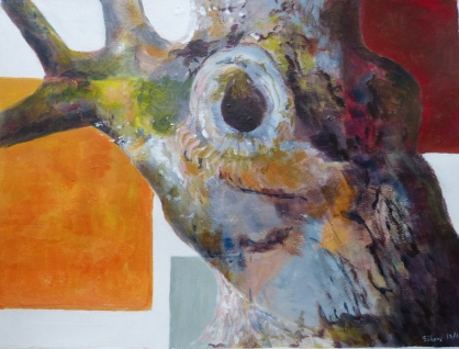 Acrylique - 50 x 65 cm - 2014