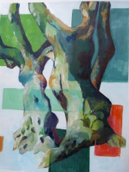 acrylique - 60 x 50 cm - 2014