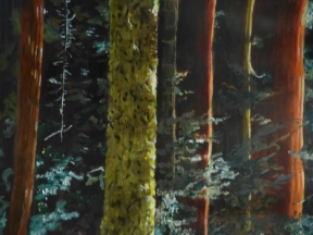 Acrylique - 50 x 65 cm - 2015