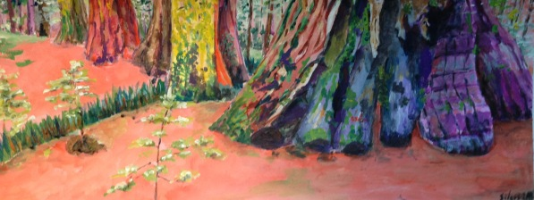 Acrylique - 25 x 65 cm - 2015