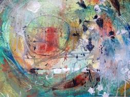 Acrylique - 40 x 50 cm - 2017