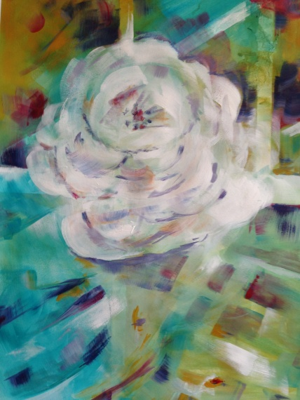 acrylique - 65 x 50 cm - 2016
