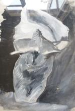Gouache - Année: 1992