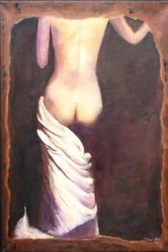 Huile - 61 x 41 cm - 1997