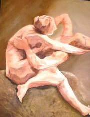Huile - 73 x 54 cm - 1998