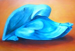 Huile - 38 x 55 cm - 1998