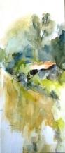 Aquarelle - 22 x 14 cm - 1999