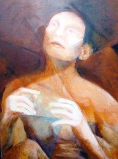 Huile - 65 x 54 cm - 2002