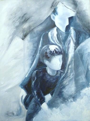Huile - 92 x 73 cm - 2002
