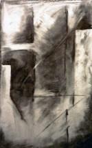 Fusain – 40 x 30 cm - 2003 - vendu - Coll. particulière