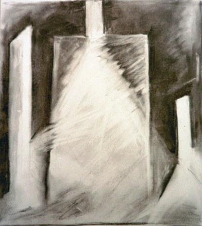 Fusain - 65 x 50 cm – 2003