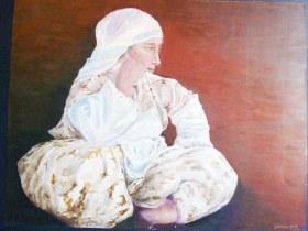 Huile - 50 x 65 cm - 2003