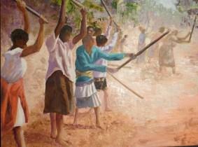 Huile - 60 x 81 cm - 2005