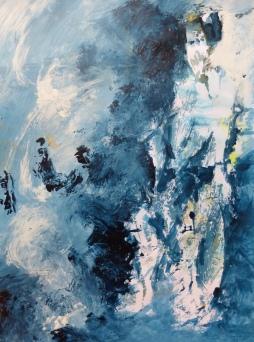 Acrylique - 65 x 50 cm - 2007
