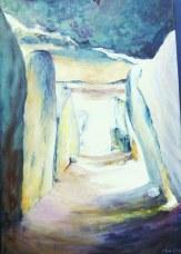 Huile - 50 x 73 cm - 2007