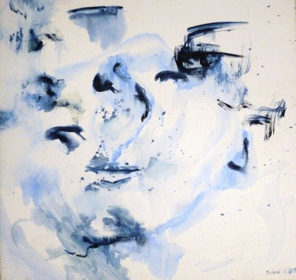 Acrylique - 46 x 61 cm - 2007