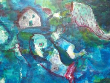Acrylique – 50 x 65 cm – 2008