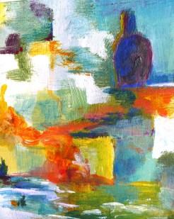 Acrylique – 40 x 30 cm - 2008