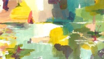 Acrylique – 21 x 30 cm - 2008 - vendu - Coll. particulière