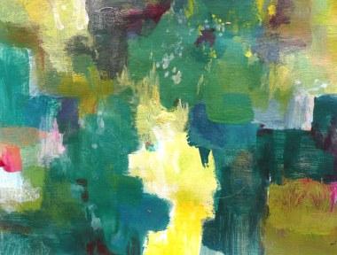 Acrylique - 30 x 40 cm - 2008